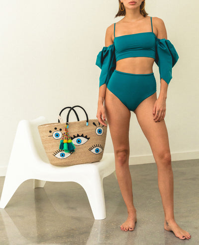 Nass Two Piece Turquoise