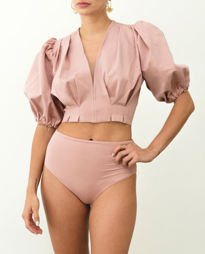Santa Maria Two Piece Pale Pink