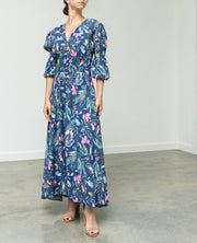 Elisabeth Flower Print Dress