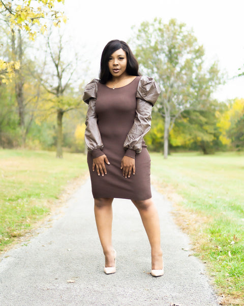 Jackie Sweater Dress