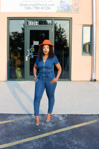 Dania denim Jumpsuit