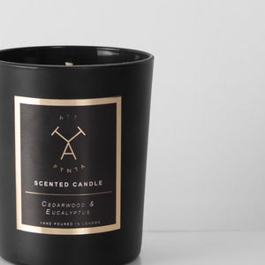 Scented candles, handmade, Scandinavian