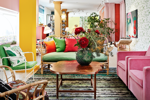 Scandinavian Eclectic: the new interiors style we're loving