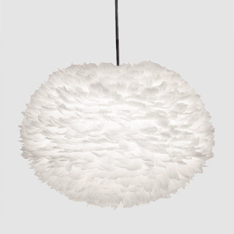 X Large Goose feather lampshade - Att Pynta