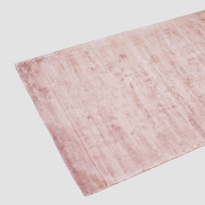 Nico rug in dusty pink