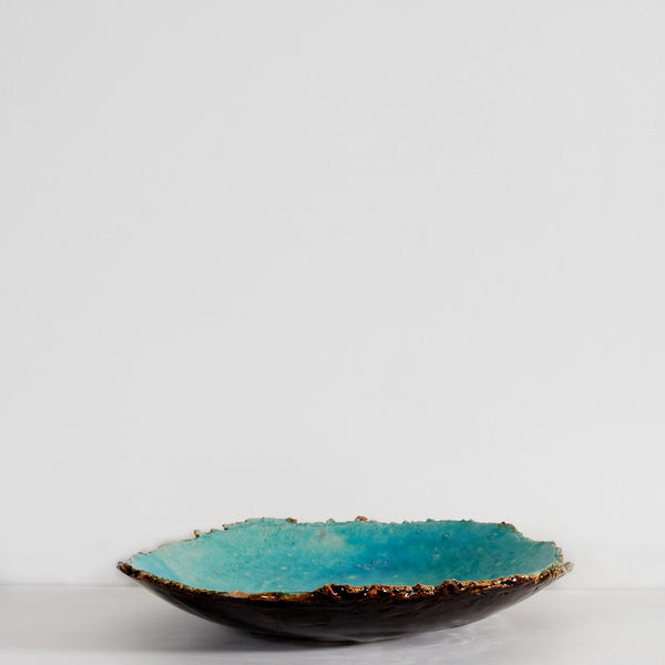 Handmade two tone glazed Bowls