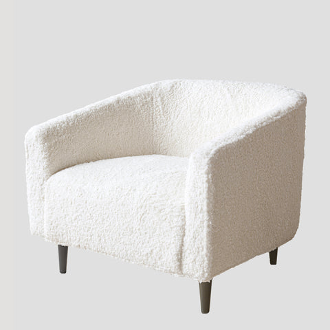 Carla Large teddy armchair