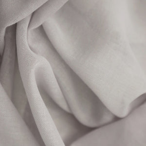 Curtain sheer voile fabric sample – Grey
