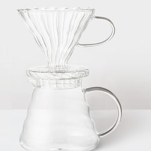 Glass drip pot coffee maker (last 1)