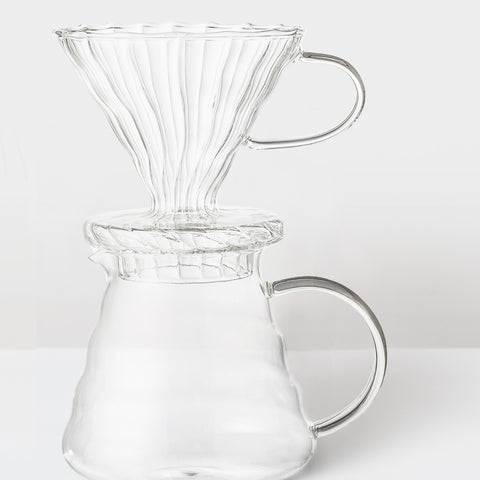 Glass drip pot coffee maker (last 2 in stock)