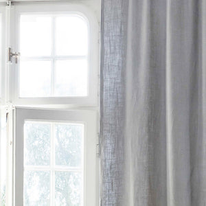 Gotain grey linen curtain
