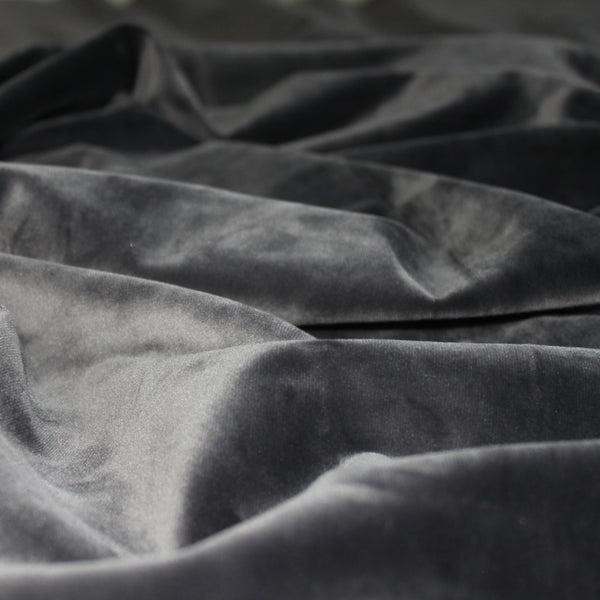 Curtain fabric sample - velvet