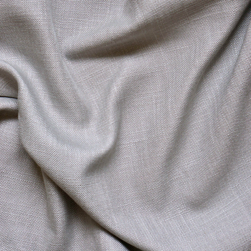 Curtain linen fabric sample