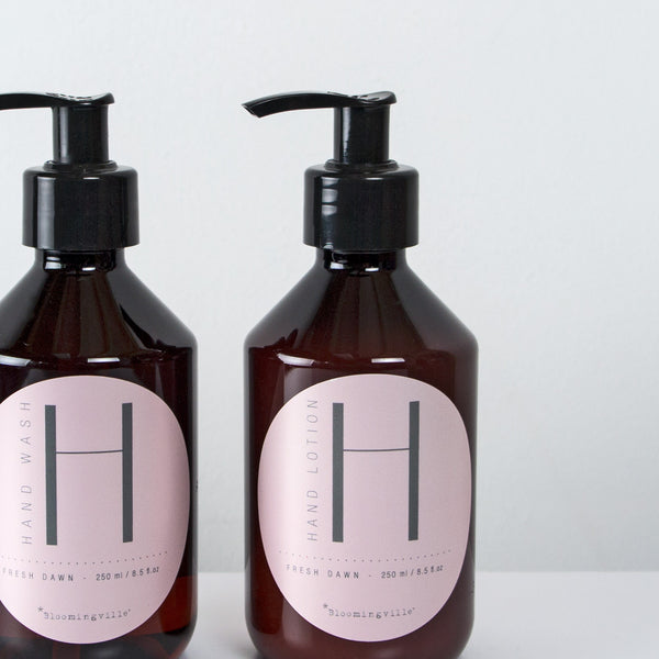 Fresh Dawn Hand Wash and Lotion