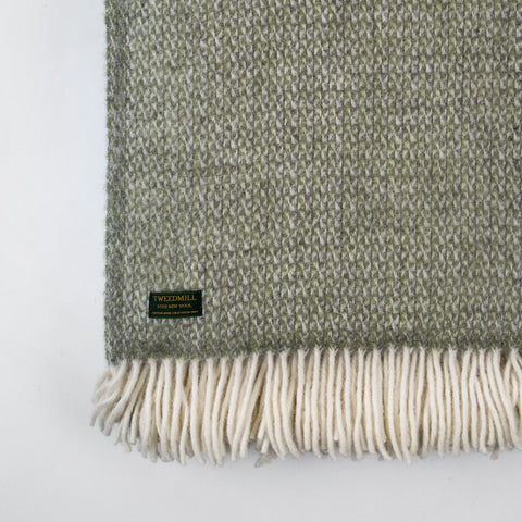 Illusion New Wool Throw