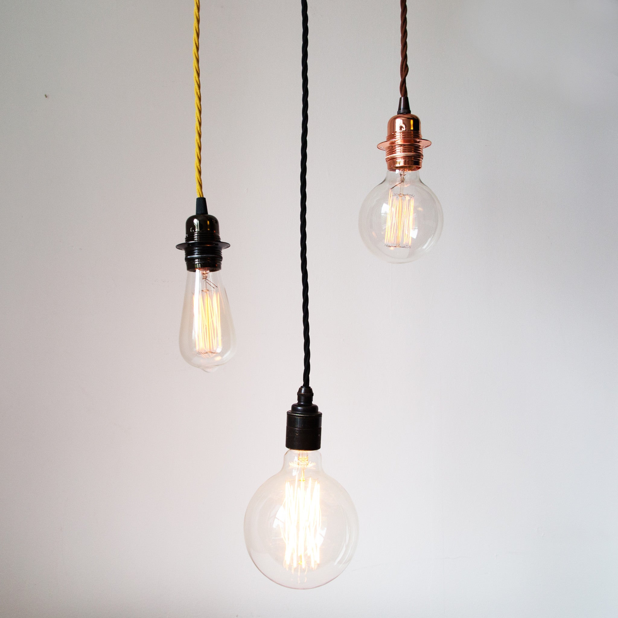 Large Squirrel Cage Light bulb - Att Pynta
