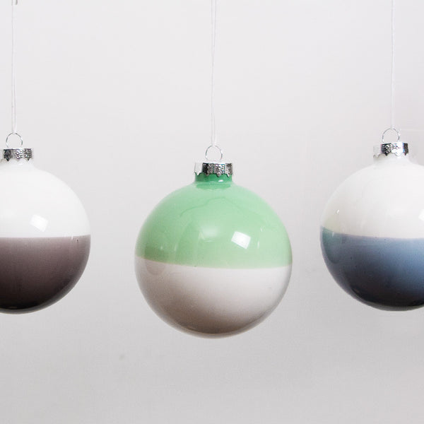 Nordic design baubles