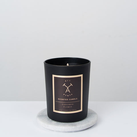 Cardamom flower scented candle - Att Pynta