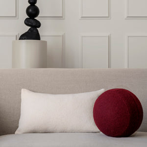 Gotain sculptural rectangle cushion