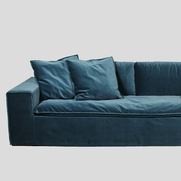 Additional velvet cover - Luca sofa