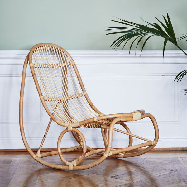 The Nanny Rocking Chair Designed by Nanny Ditzel