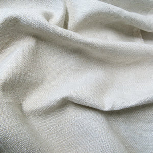 Furniture linen fabric swatch – Off-white