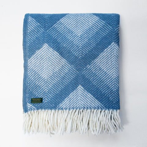 Prism petrol New Wool Throw