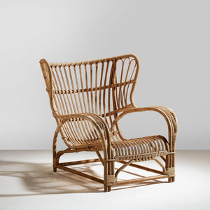 The Teddy lounge Chair designed by Viggo Boesen