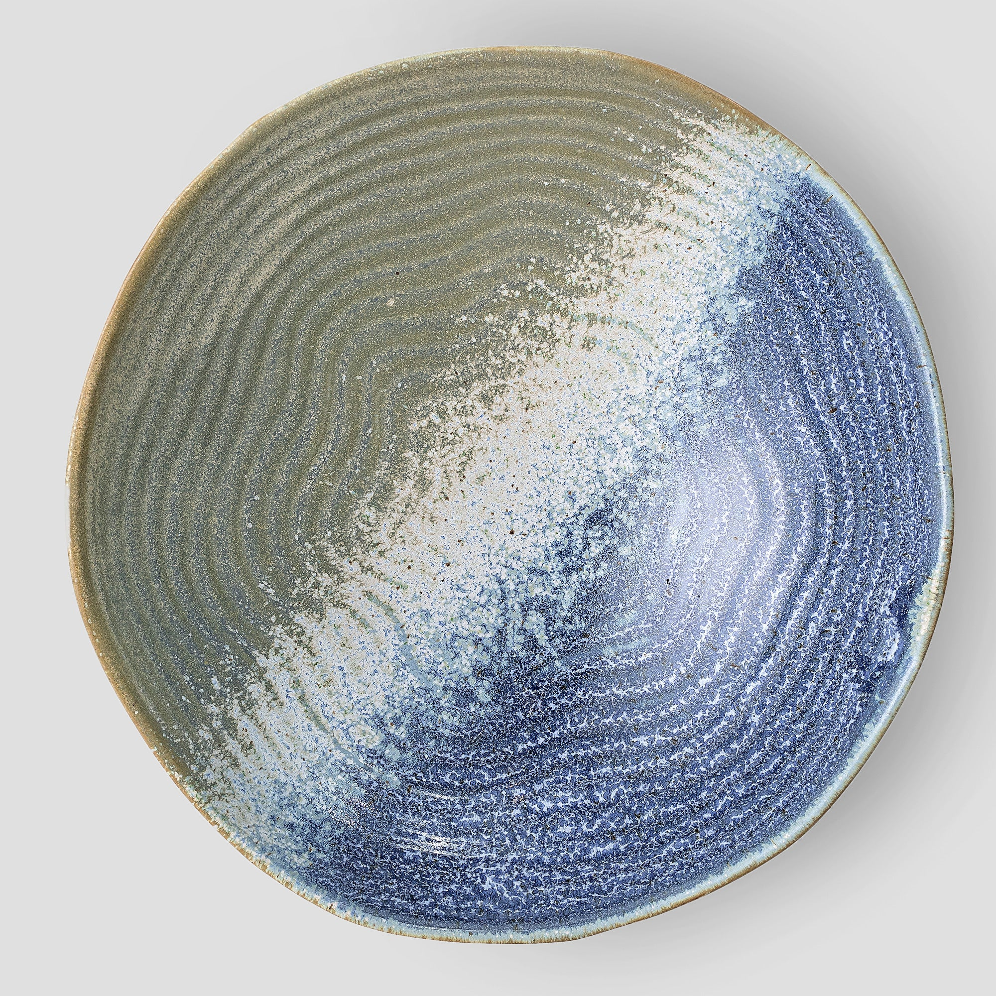 Aura Handmade serving Bowl