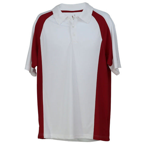 Windsor for Men (White/Red)