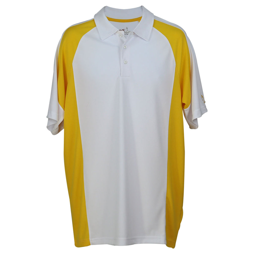Windsor for Men (White/Yellow)