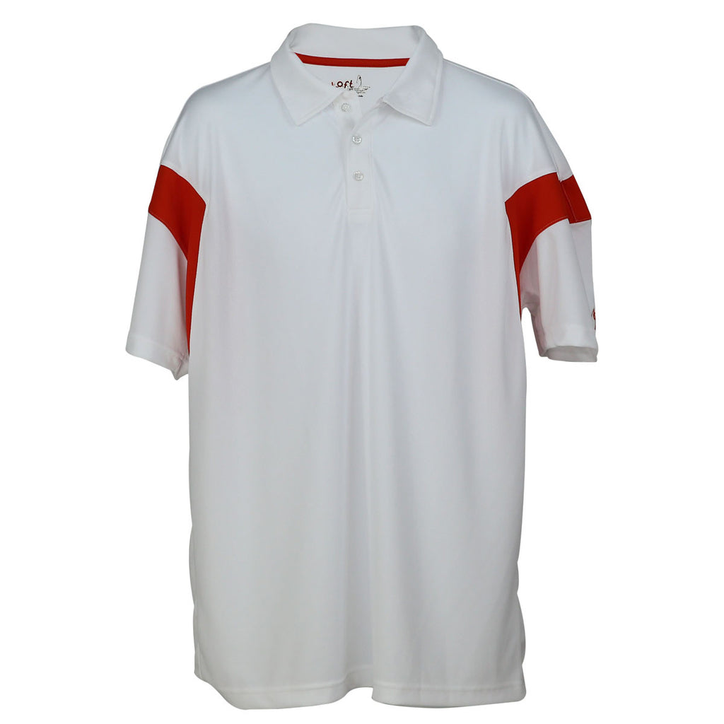 Fairway for Men (White/Orange)