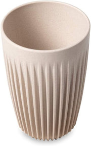 Prana Chai Huskee Cup with Lid - 12oz Natural Tone