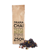 NEW Prana Chai Vegan Agave Blend Starter Box with Huskee 12oz Cup & Lid