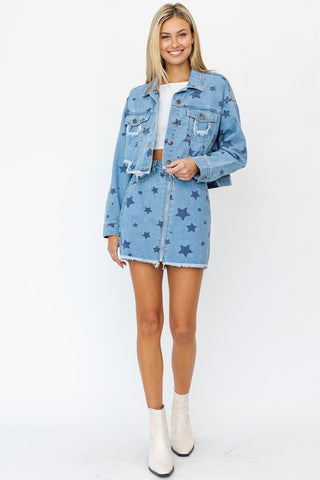 Denim Star Jacket PREORDER