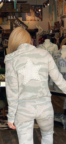 Camo Star - V. Havana Sweater Top