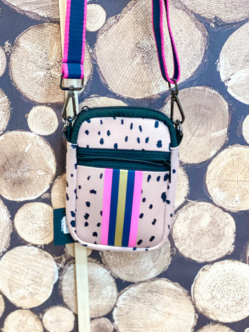 Animal & Pink Cell Bag