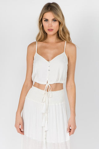 Aruba Crop Top