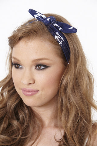 Anchor Headband - Adult Size