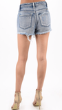 KanCan Kate Shorts Blue