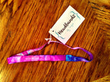Headbands of Hope Tie Dye Blue/Pink