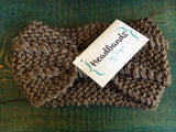 Headbands of Hope Knit Headband Olive