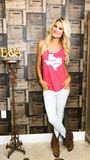 Rep Texas Tank - Red