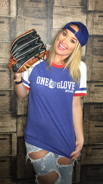 One Glove - Red/White/Blue