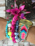 Elephant Arm Candy PINK