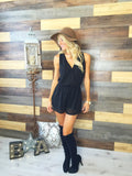 NOT Your Normal Black Romper