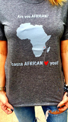 AFRICAN Love You