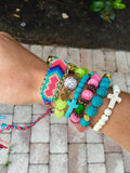 Dream Catcher Arm Candy PINK