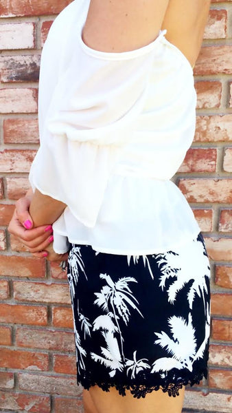Palm Trees Shorts
