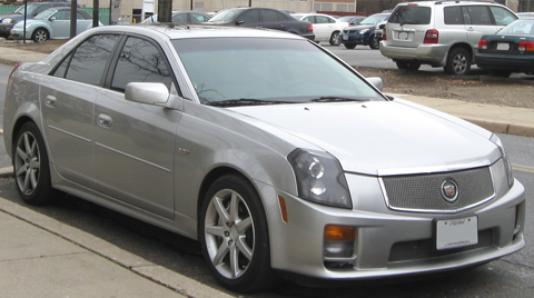 2004 2005 Cadillac CTSV Sedan Coupe LS6